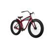 """Felt Cruiser Speedway - Vélo de ville - 2-SP/26"""" rouge"""